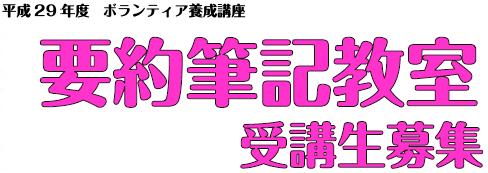 h29_youyakuhikki_title